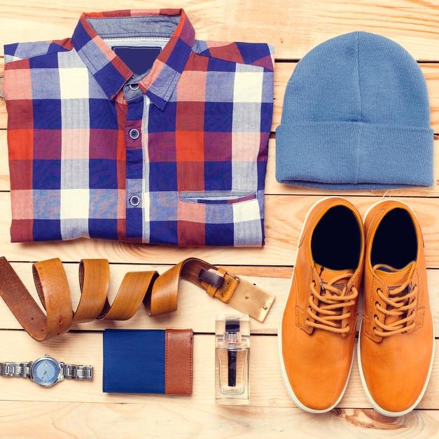 Men's casual clothes
